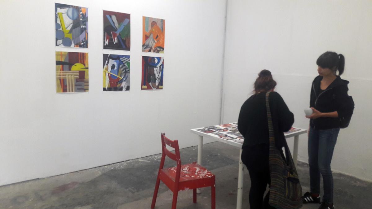 'Glimpse' / Preview exhibition / 29th round // 12.08.16