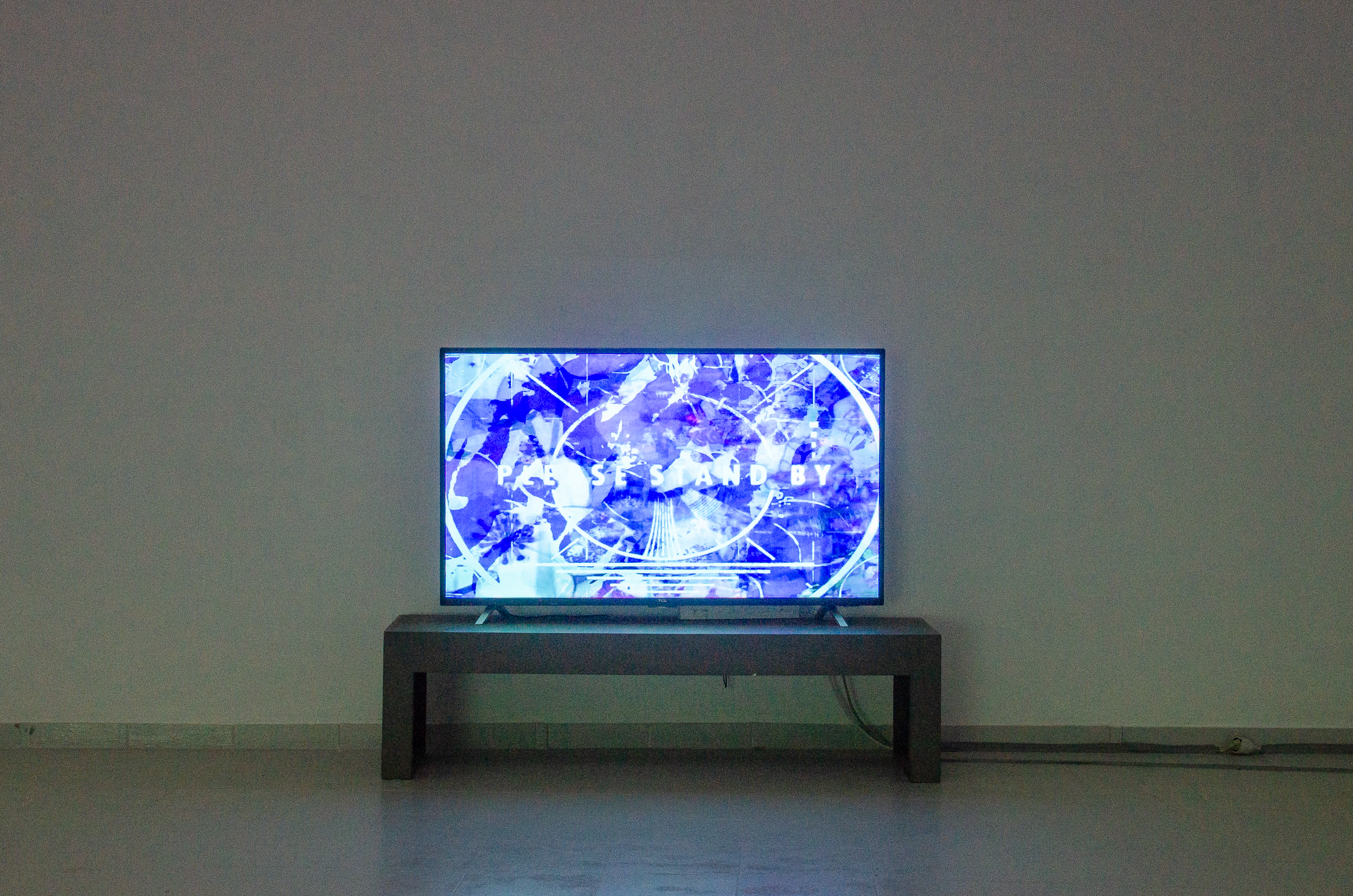 In Escalation at a&o Kunsthalle, Leipzig