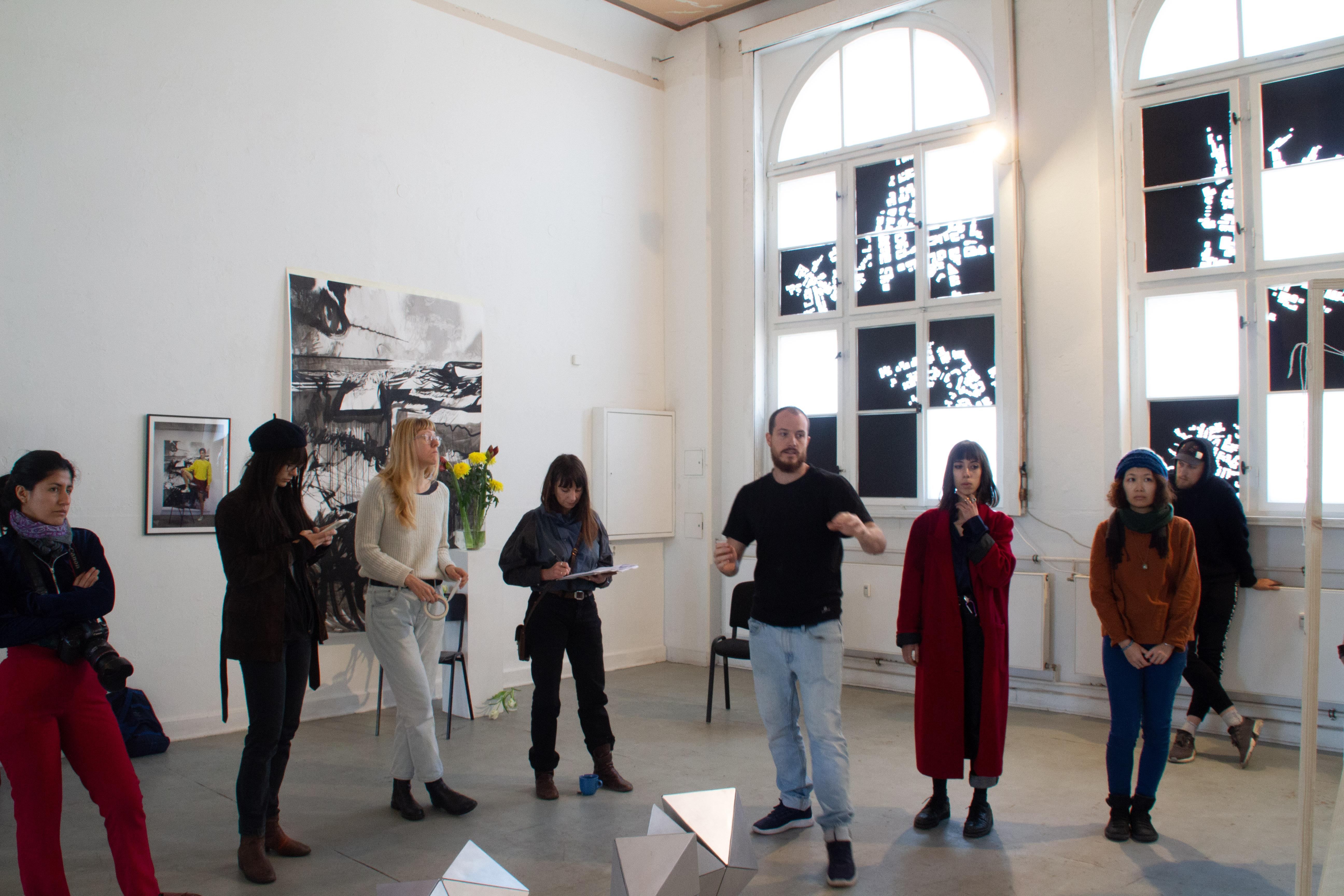 artist-talks-Reset-unsettling-flesh-layers-Pilotenkueche-Alte-Handelsschule-Leipzig-Germany-Nov-2019-9