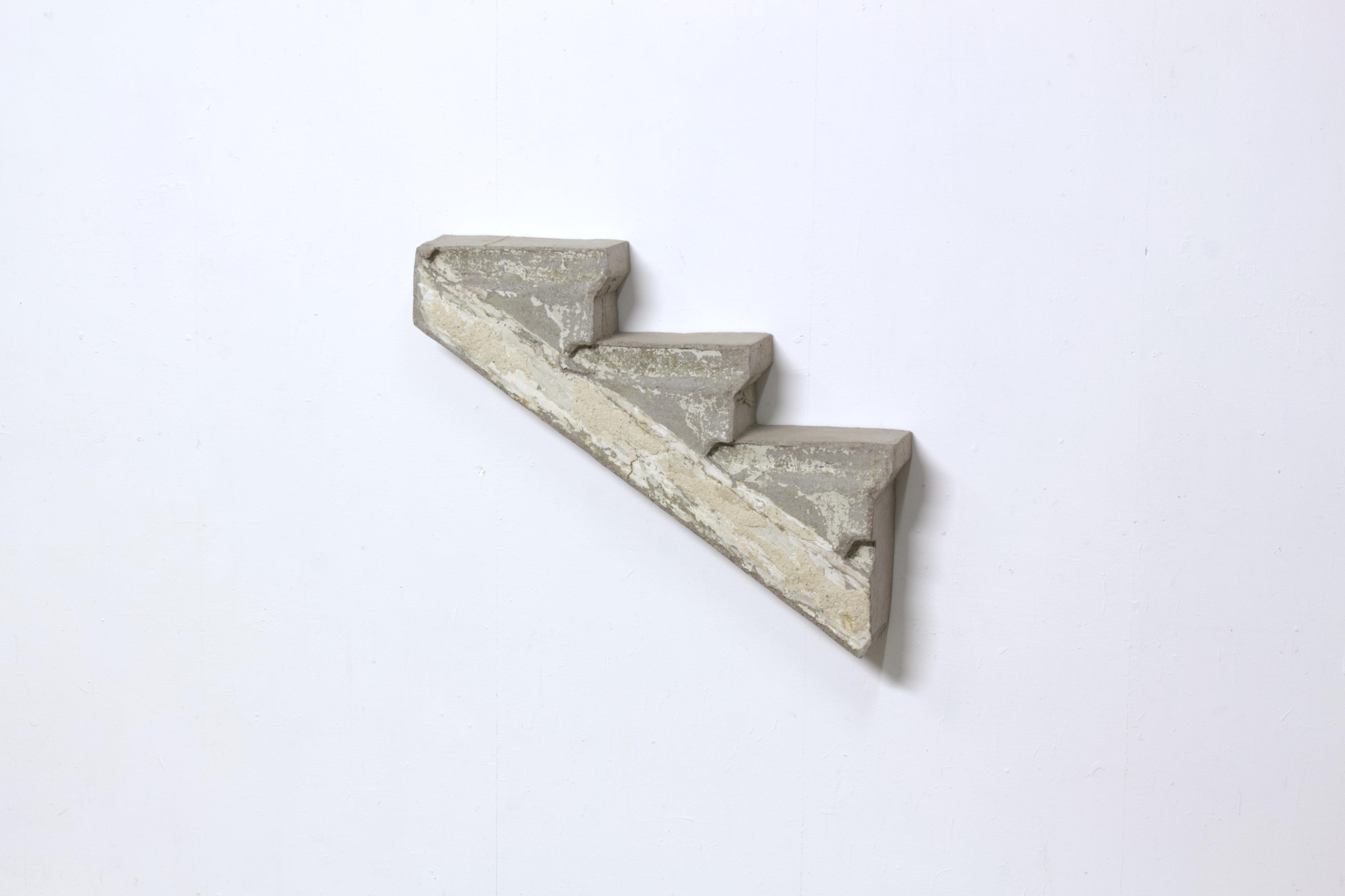 1_treppe-_-2020-_-Papermachewallimprints-100cm-50cm-25cm_IMG_9311