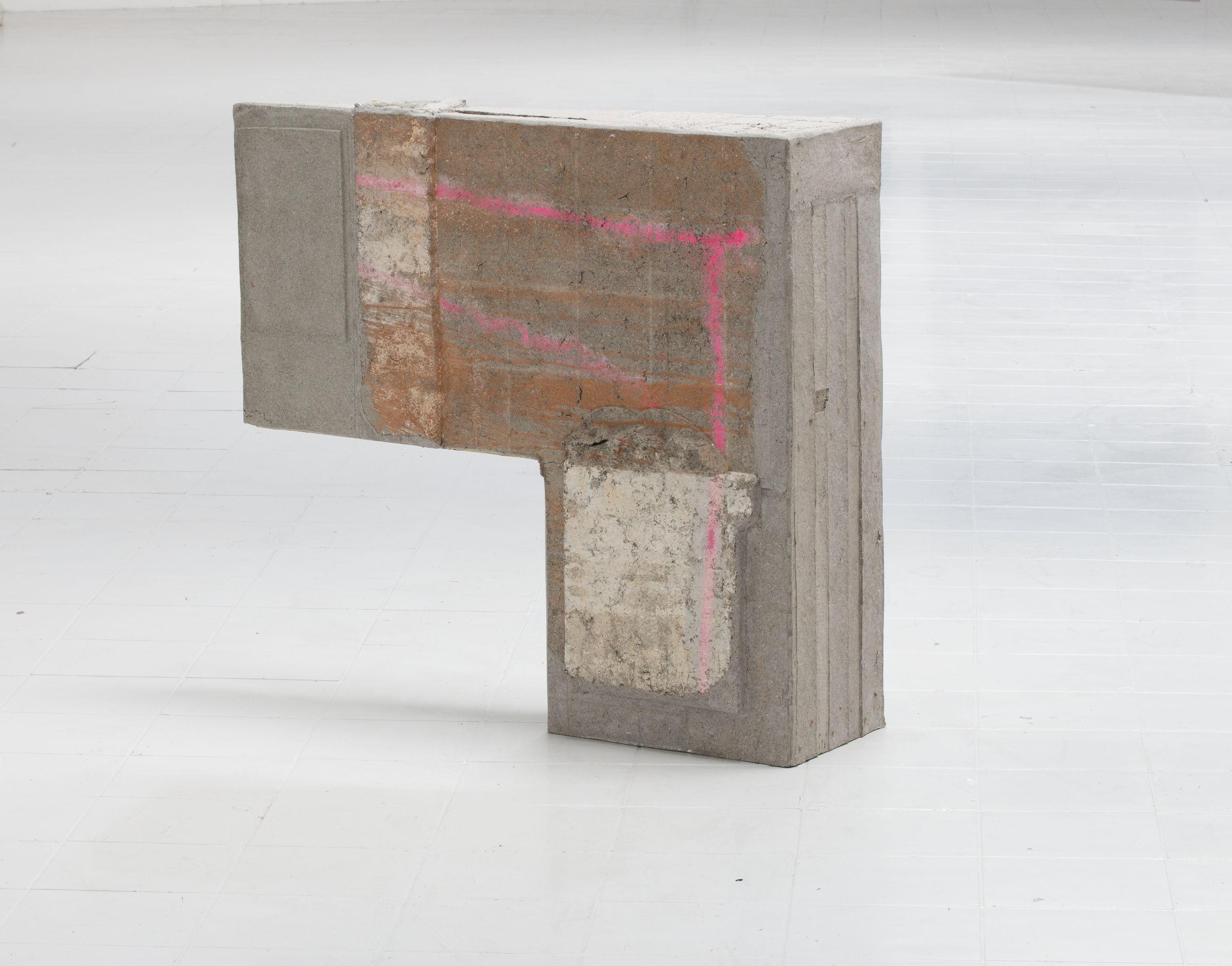 Keil-II-_2019_-Pappmachewandabformungen-140cm-135cm-35cm_MG_0061-1