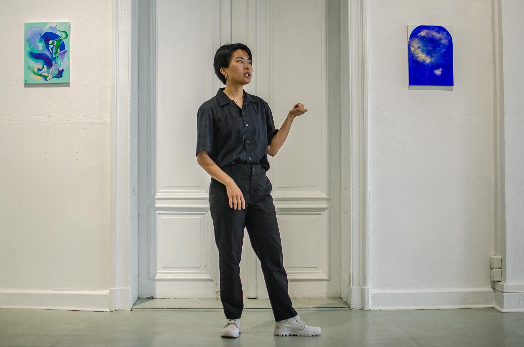 J. Jiang at PILOTENKUECHE