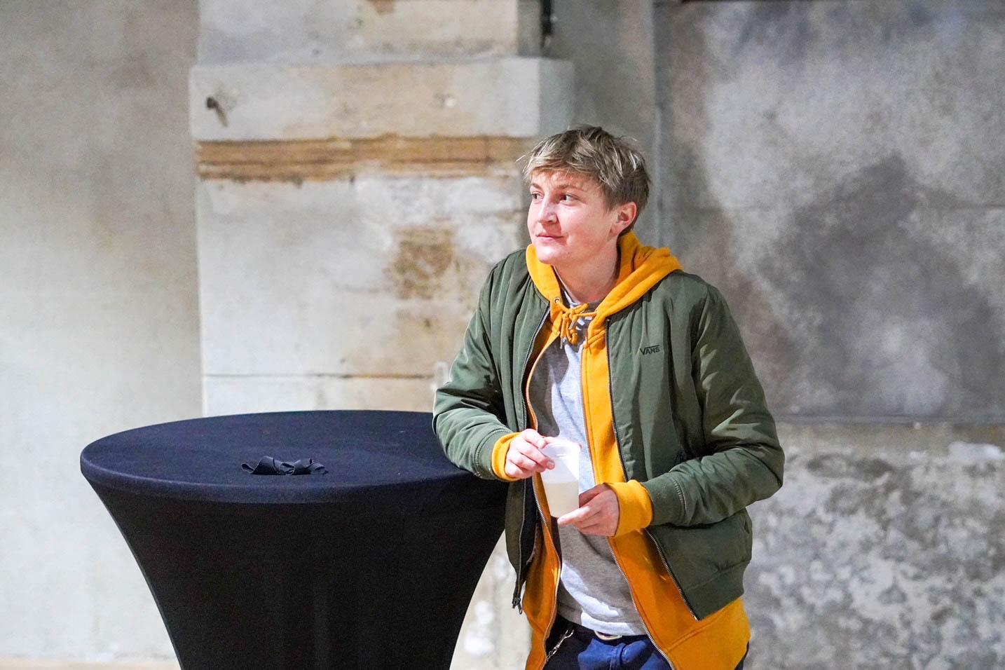 Solo-Show-vernissage-PK-at-Kunstkraftwerk-Leipzig-Germany-2020-photo-by-Tom-Gallmann-1