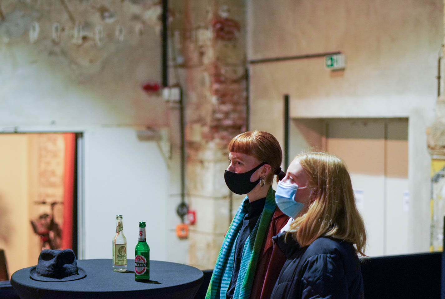 Solo-Show-vernissage-PK-at-Kunstkraftwerk-Leipzig-Germany-2020-photo-by-Tom-Gallmann-4