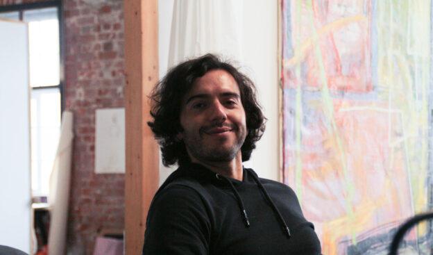 PKRD 45 Sebastián Hermida at PILOTENKUECHE International Art Program