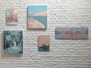 Travel Experiences, Sebastian Hermida 2019 photo courtesy of artist
