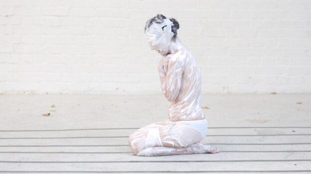 Silvia Gentili: Still from Synthetic Skins